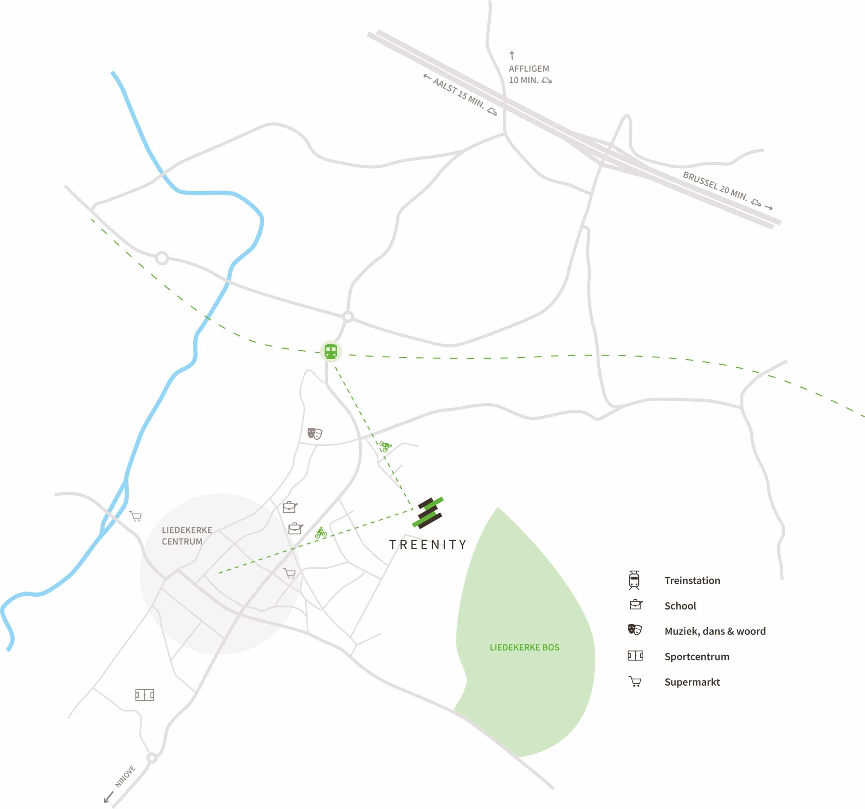 Kaartje Treenity in Liedekerke
